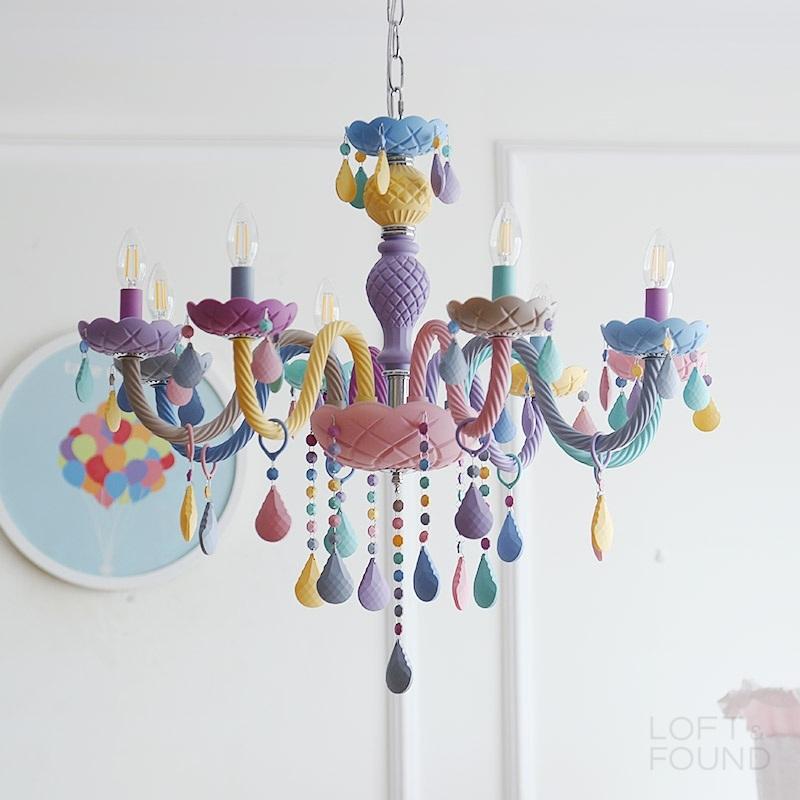 Люстра Lampatron style Rainbow