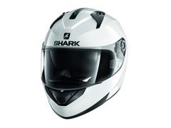 Мотошлем Shark Ridill, белый