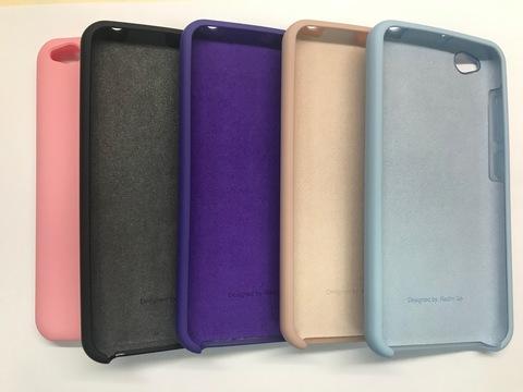 Чехол Silicone cover для Xiaomi Redmi GO