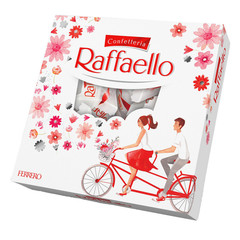 Конфеты Raffaello с миндалем 240 г