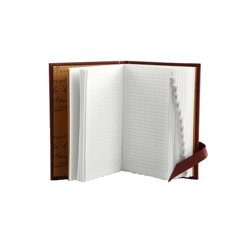 Ежедневник с алфавитом «Аристотель»