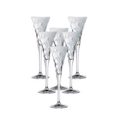 Набор фужеров для шампанского RCR Laurus 120 мл, фото 1