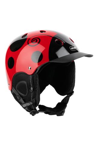 Шлем LUCKYBOO - PLAY красный