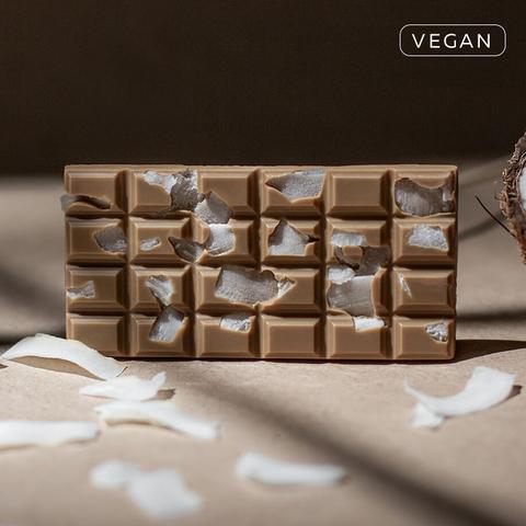 Healthy Choice Кокосовый шоколад Сoconut Сhocolate