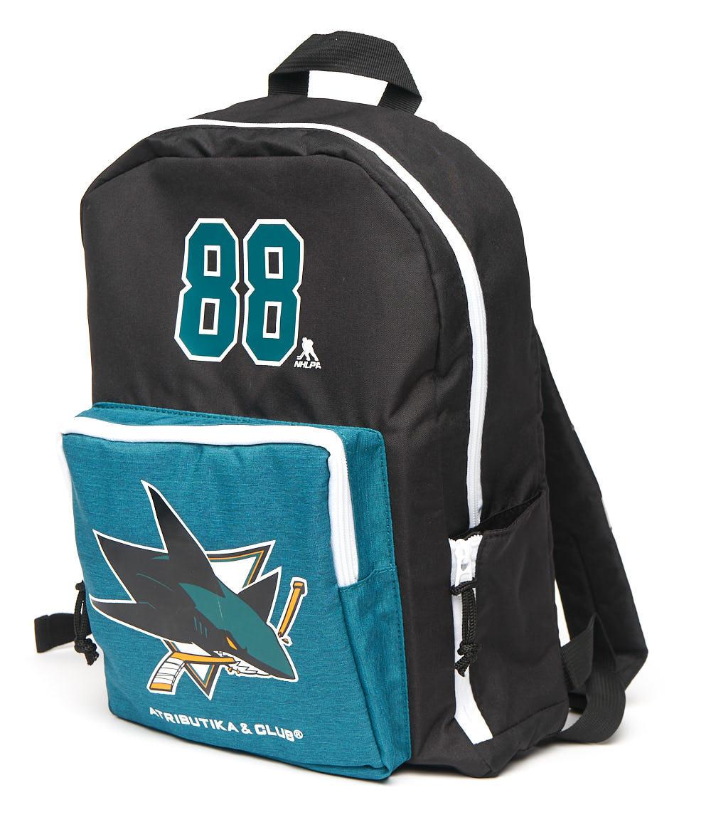 Рюкзак NHL San Jose Sharks № 88 (детский)