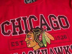 Футболка NHL Chicago Blackhawks