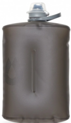 Мягкая фляга для воды Hydrapak Stow 1L (GS330М) серая