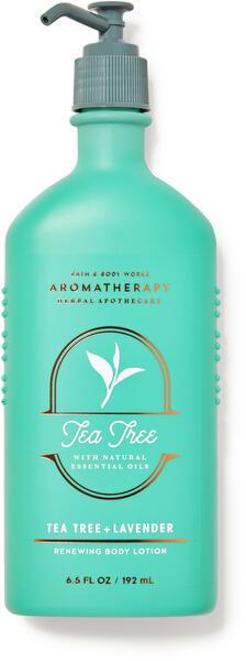 Лосьон для тела Bath&BodyWorks Aromatherapy Tea Tree Lavender 192 мл
