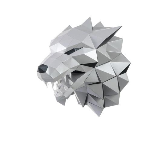 Лютоволк серый