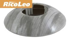 Обвод для труб Rico Leo Сосна серебристая d- 16 мм (2шт)