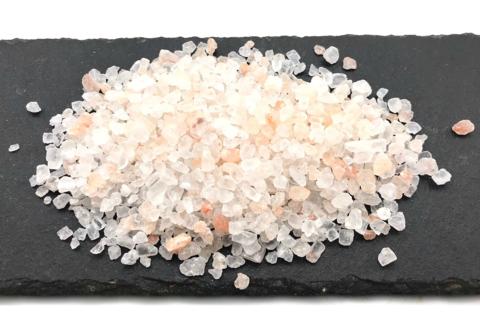 Соль розовая крупная, 100 гр.
