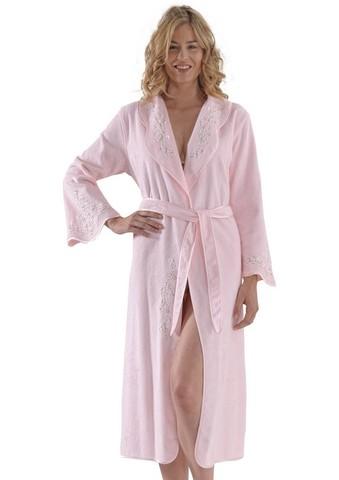RUYA - РУЯ бамбуковый женский халат Soft Cotton (Турция)