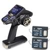 Futaba 4PX 4-CH Telemetry Radio System R304SB 2x Receiver