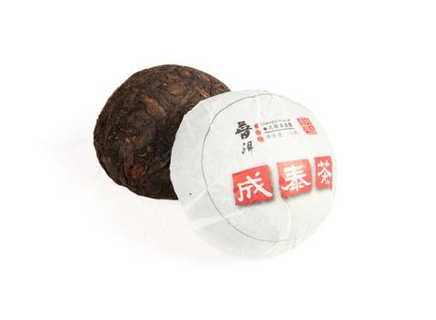 Шу Пуэр  Чен Тай  Старое Дерево  / точа 100 г фаб. Менхай Лянтай 2013 г.