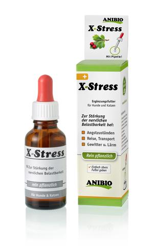 """X-Stress"" Капли успокаивающие антистресс"