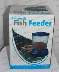 Прудовая автокормушка для рыб (5л) Jebao WSQ-01