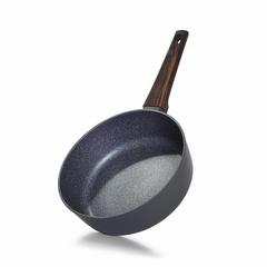 14950 FISSMAN Глубокая cковорода CAPELLA 24x7,5см (алюминий)
