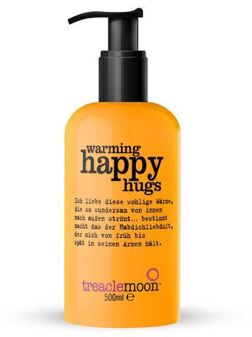 Treaclemoon Гель для душа с помпой Согревающие объятия/ Warming happy hugs Bath & shower gel, 500 мл VO1F0182