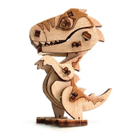 Тираннозавр UNIT (UNIWOOD)