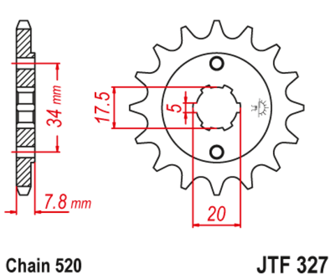 JTF327