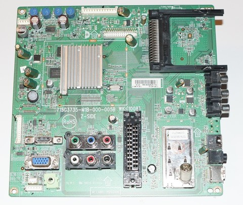 715G3735-M1B-000-005B WK:(1008) mainboard телевизора Philips