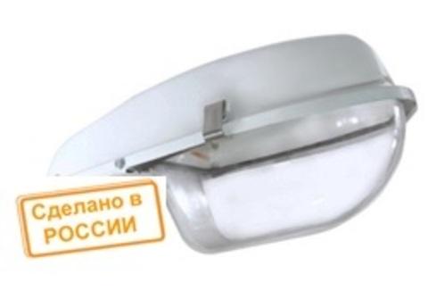 Светильник ЛКУ 97-65-002 Е27 со стеклом TDM