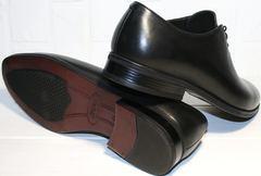 Туфли мужские классика Ikos 006-1 Black