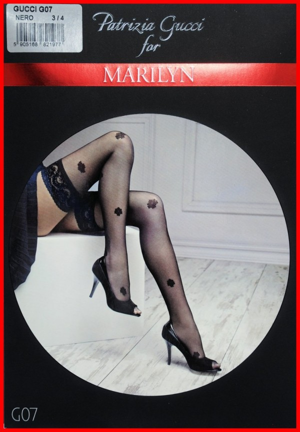 Чулки Marilyn Gucci G07