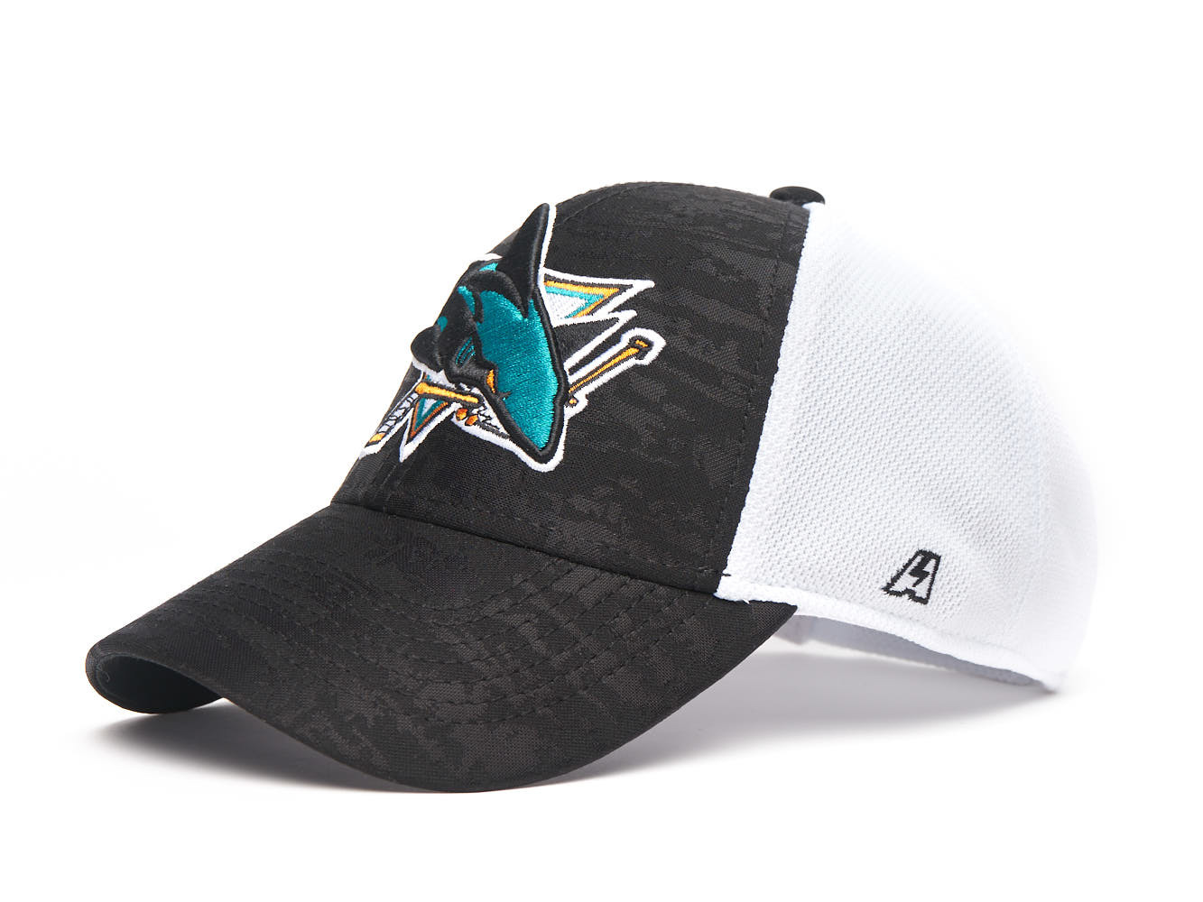 Бейсболка NHL San Jose Sharks (размер M)