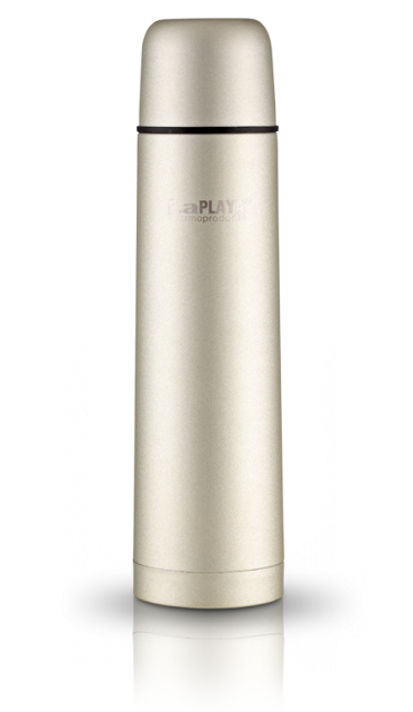 Термос LaPlaya High Performance (1 литр), серебристый