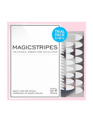 MAGICSTRIPES Полоски для лифтинга век с подтяжкой век комплект 3 размера Eyelid Lifting Trial Pack