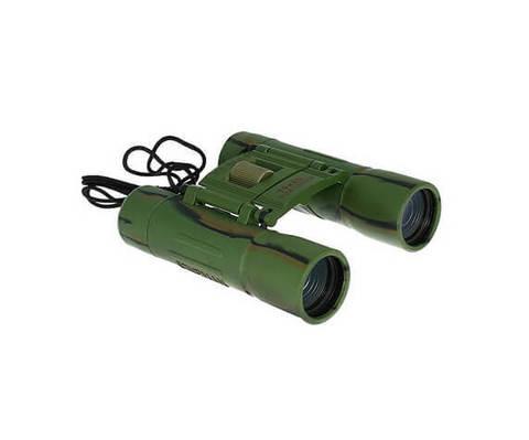 Бинокль Navigator 10x25, зеленый