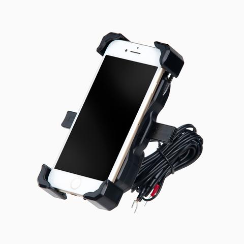 Держатель для смартфона с беспроводной зарядкой Model11-A