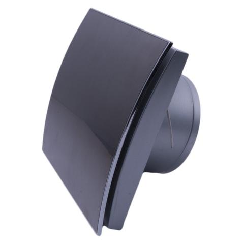 Вентилятор накладной сверхмощный MMotors JSC MMP-O-169 Овал Стекло/Черный