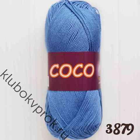 COCO VITA COTTON 3879, Темный голубой