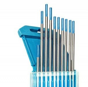 Вольфрамовый электрод WL-20 d=1.6mm (L=175), синий
