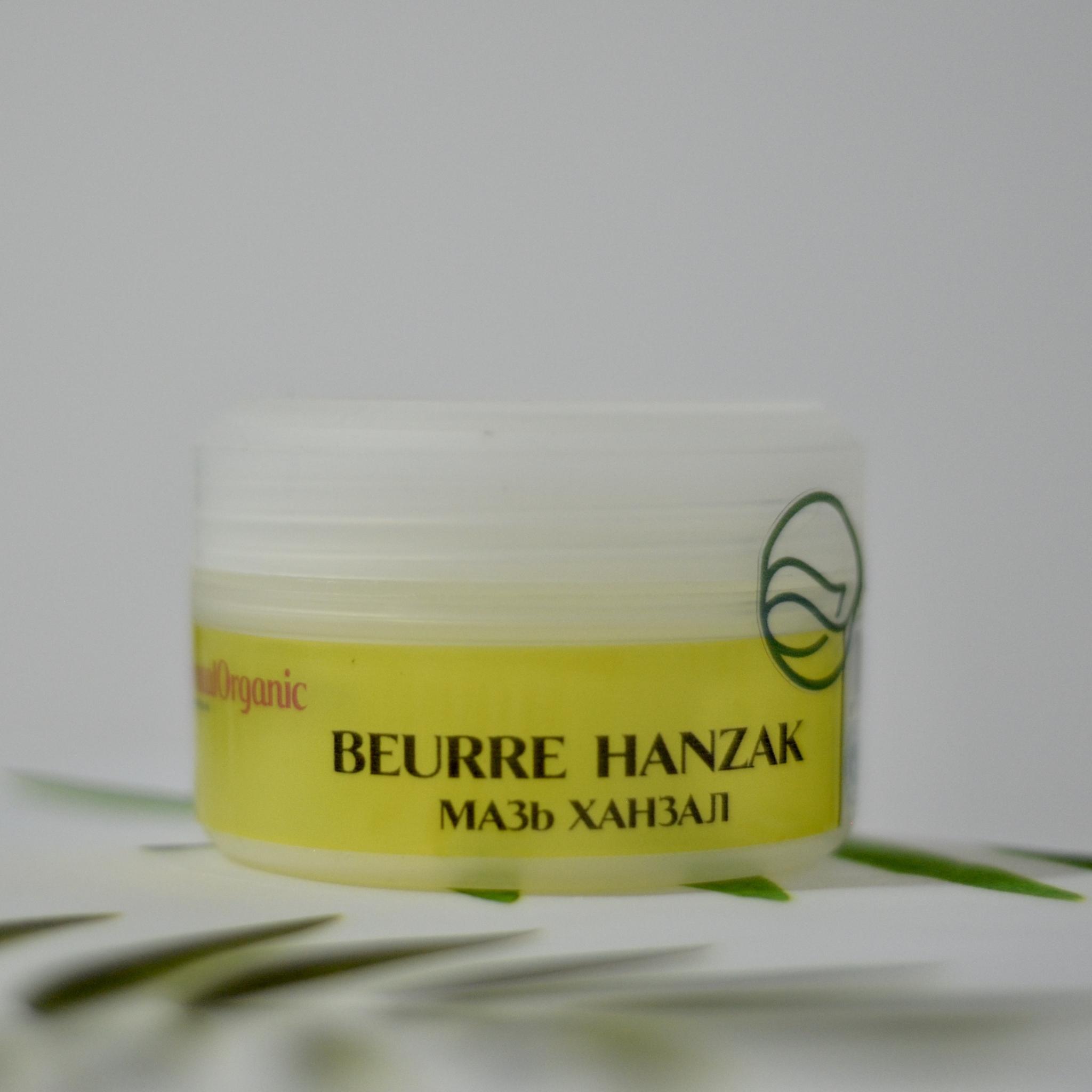 Oriental Organic Бальзам Ханзак