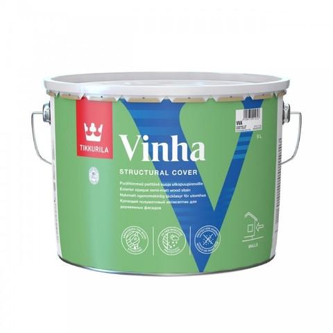 Tikkurila Vinha / Тиккурила Винха кроющий антисептик для дерева