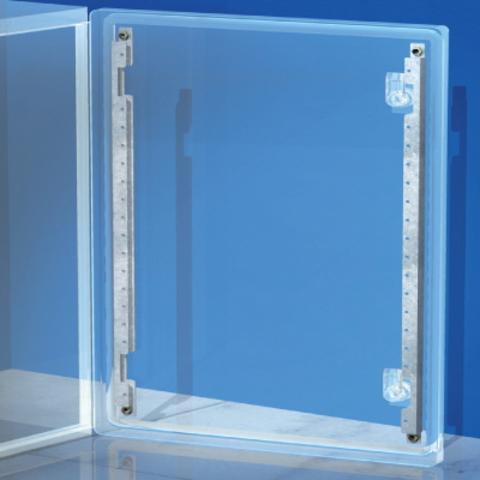 Рейки дверные, вертикальные, для шкафов CE В=1200мм, 1 упаковка - 2шт.