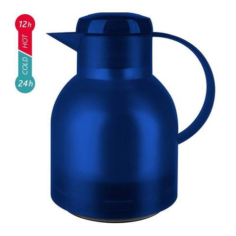 Термос-чайник Emsa Samba (1 литр), синий