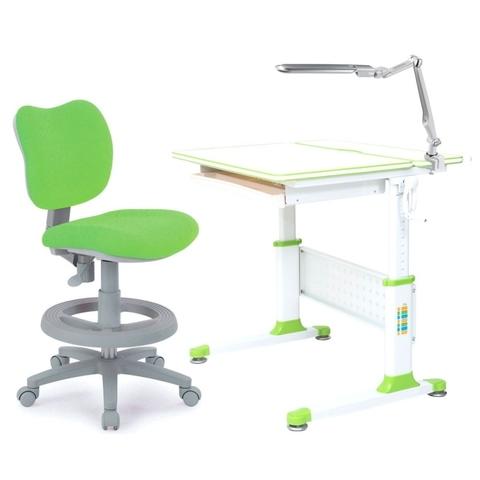 Комплект RIF 1: Парта-Трансформер Comfort-80 + Кресло Kids Chair + Светильник TL11S