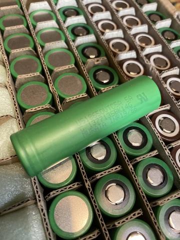 Аккумулятор MURATA VTC 5A 2500mAh