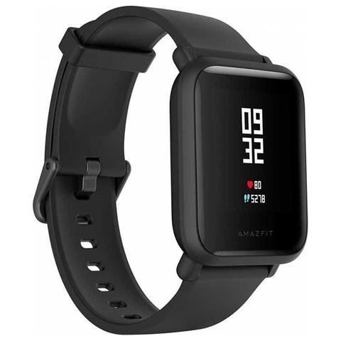 Смарт часы Xiaomi Amazfit Bip  Black (Черный) Global Version