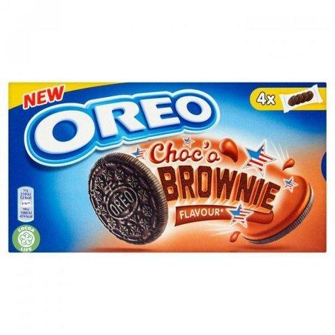 Печенье Oreo Brownie Орео брауни 176 гр