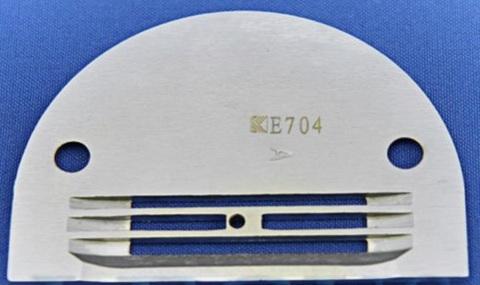 Пластина игольная Е704 Siruba   Soliy.com.ua