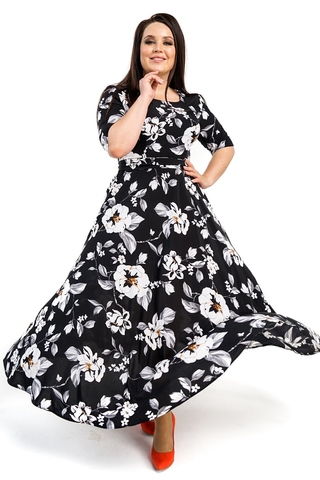 Платье-5580