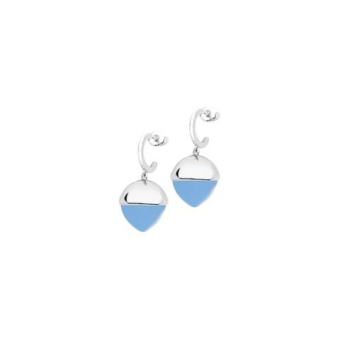 Серьги Caleida Blue XOR525C BL/S