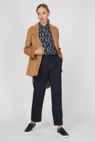 Женская блуза  VIS FLEUR PLEATED Tommy Hilfiger