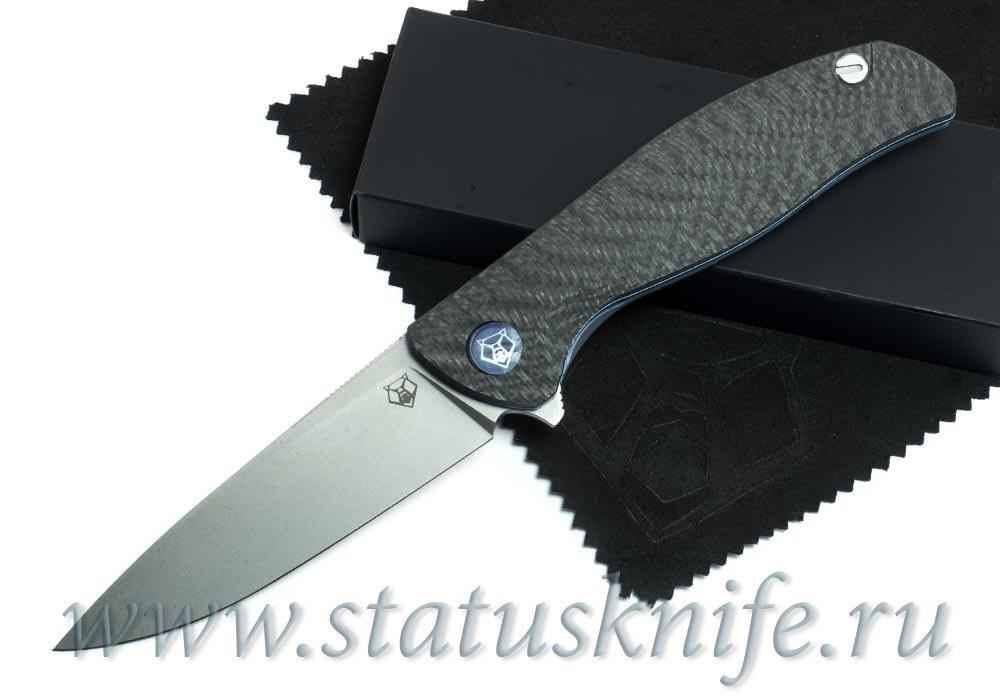 Нож Широгоров Ф3 vanadis10 Карбон 3D подшипники