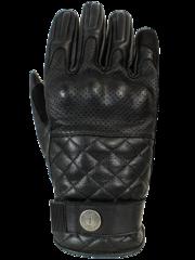 Мотоперчатки с кевларом John Doe Tracker, чёрный